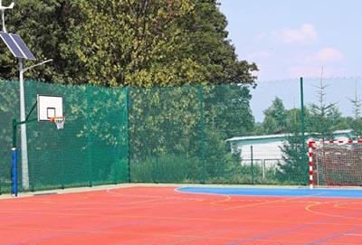 Profesjonalne siatki boiska sportowe zewnętrzne i do hali od Symar z Głowna, woj. łódzkie
