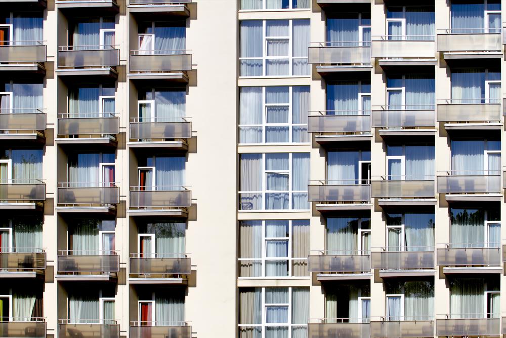 Siatka balkonowa - Symar