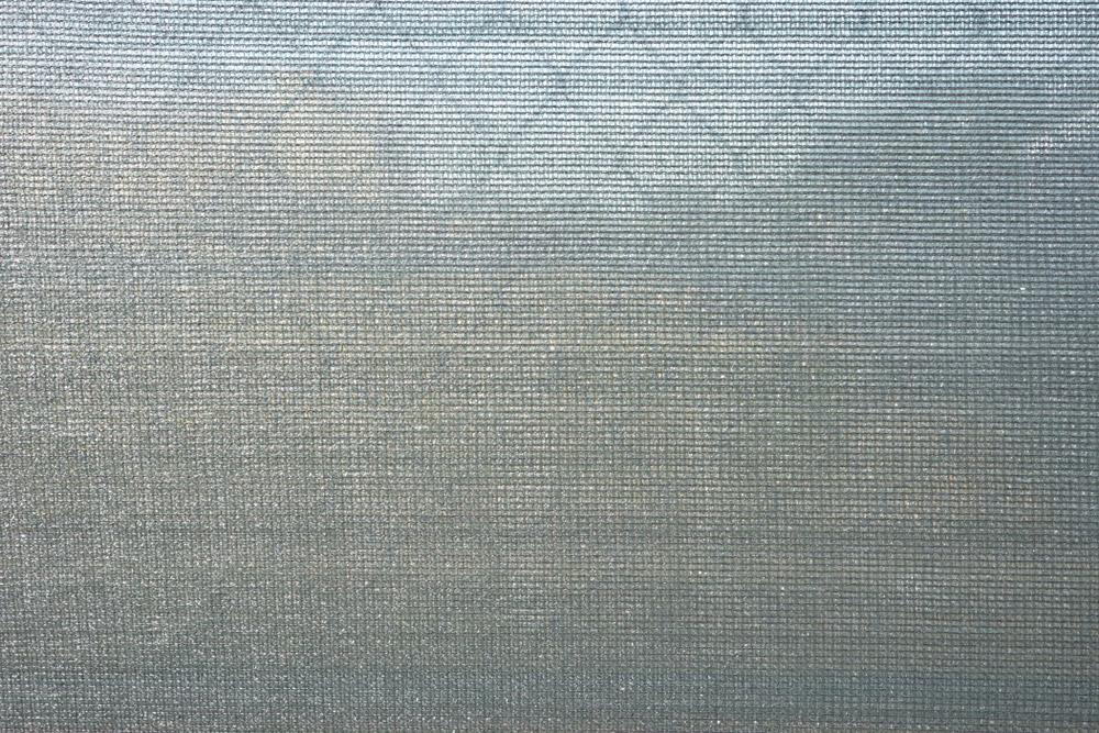 Osłona na płot z szarej siatki cieniującej